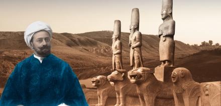 """Bundeskunsthalle eršffnet Ausstellung """"Abenteuer Orient / Max von Oppenheim und seine Entdeckung des Tell Halaf"""" / Medienkonferenz am 29. April 2014, 11 Uhr"""